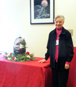 West Michigan Flower Arranger's Guild Donna Koledo